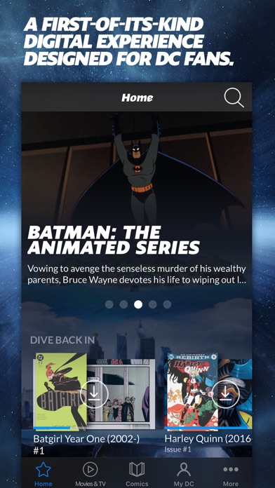DC Universe Screenshot