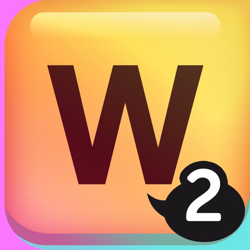 Words With Friends 2-Word Game iOS App