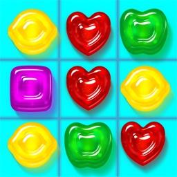Gummy Drop! – A Match 3 Game