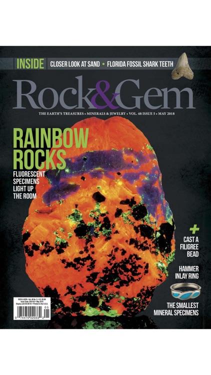 Rock & Gem Magazine screenshot-4