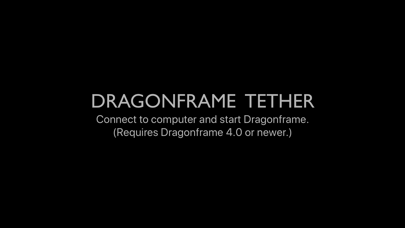 Dragonframe Tether screenshot two