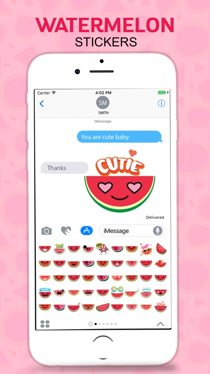 The Watermelon Stickers! screenshot-4