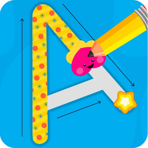 Learn to Trace: Letters & Number Games For Kids