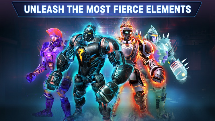 Real Steel Robot Boxing Champions screenshot-3