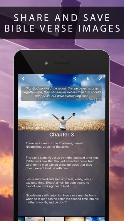 Bible — Bible Verse Of The Day & Holy Bible Study screenshot-3