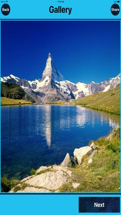 Matterhorn Switzerland Italy