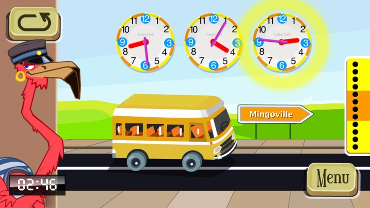 Telling Time for Kids – Learn how to tell time screenshot-3