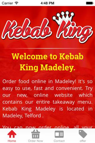 Kebab King Madeley - náhled