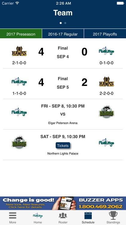 Melfort Mustangs Official App screenshot-3