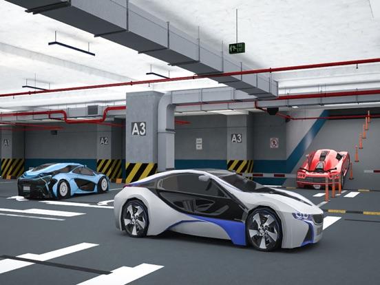 Driving Car Test Drive Parking-ipad-1