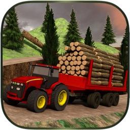 Mountain Log Transporter Crane