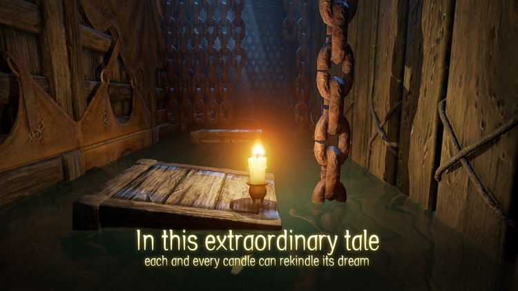 Candleman: Walk with Shadows screenshot-3