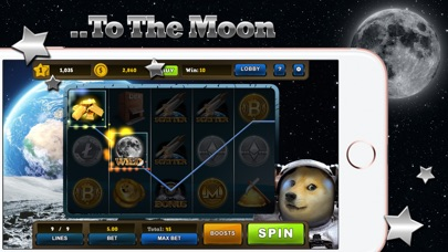 Игровой автомат криптовалюта Скриншоты3