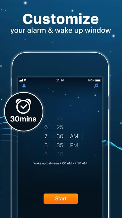 Sleep Cycle alarm clock screenshot-7