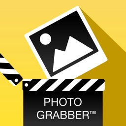 Photo Grabber - Grab Still Photos Pictures Images and Fotos from Video and Square Fit Fill Background Colors and Add Text to Photo for Instagram