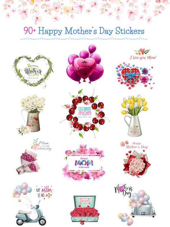 Happy Mother's Day Pack screenshot 6