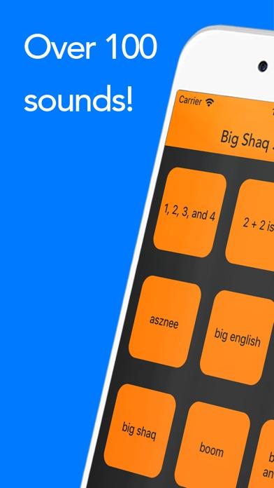 Big Shaq Soundboard Screenshot 1