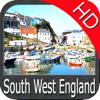 Marine : South West England HD - GPS Map Navigator
