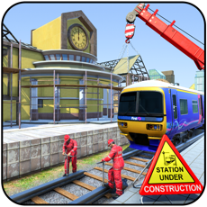 Activities of Train Station Building Games