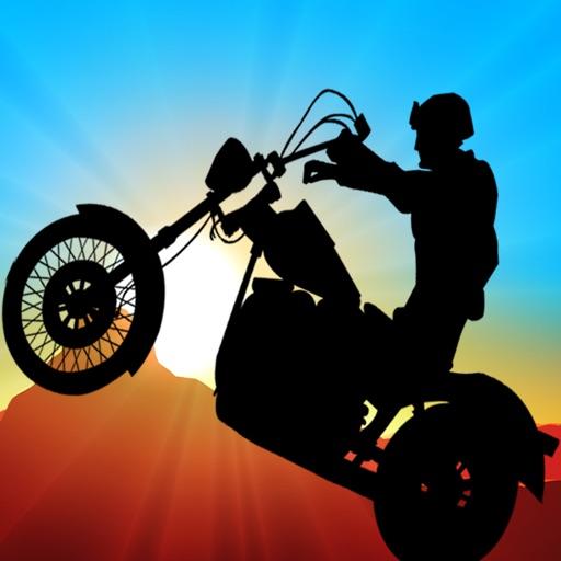 Bike Slope - Motorcycle Mountain Challenge