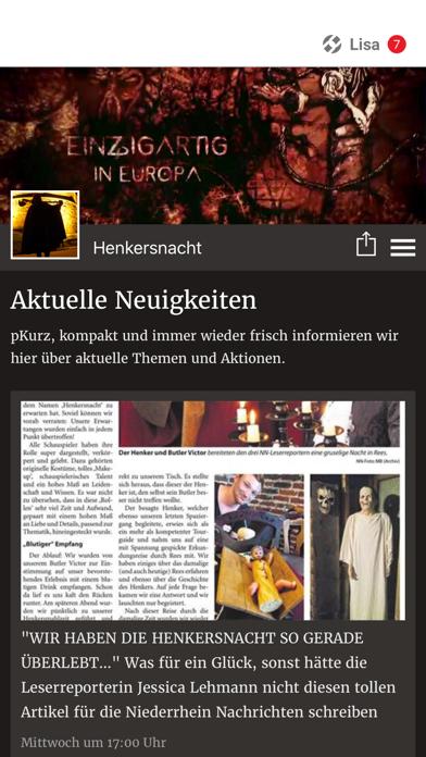 Henkersnacht screenshot 1