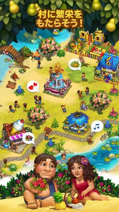 The Tribez: Build a V... screenshot1