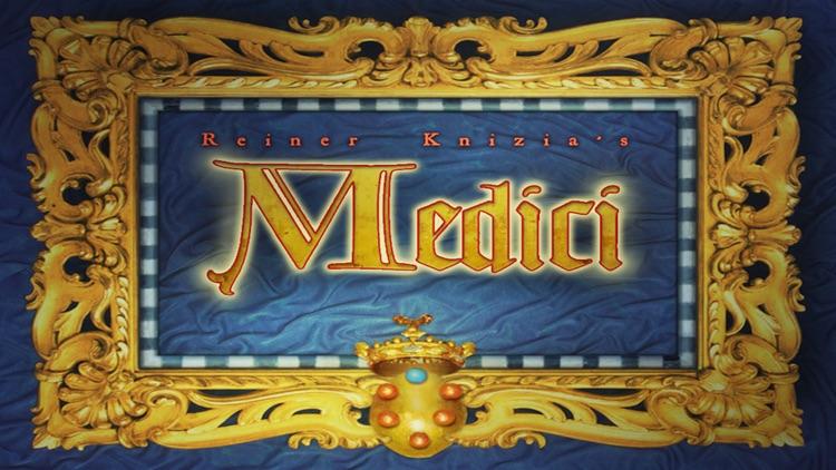 Reiner Knizia's Medici HD