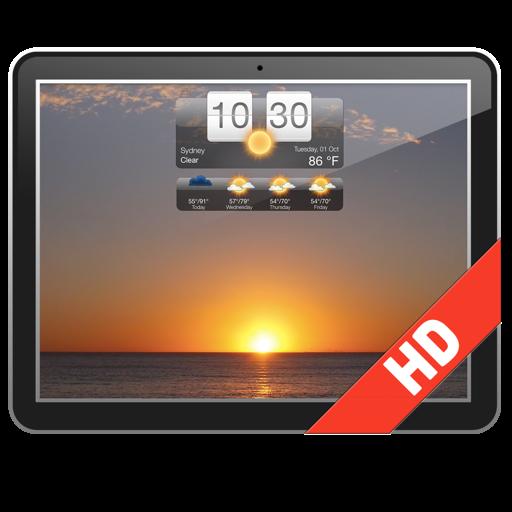 天气HD - 动态壁纸和屏保