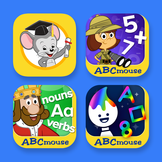 ABCmouse Bundle on the App Store