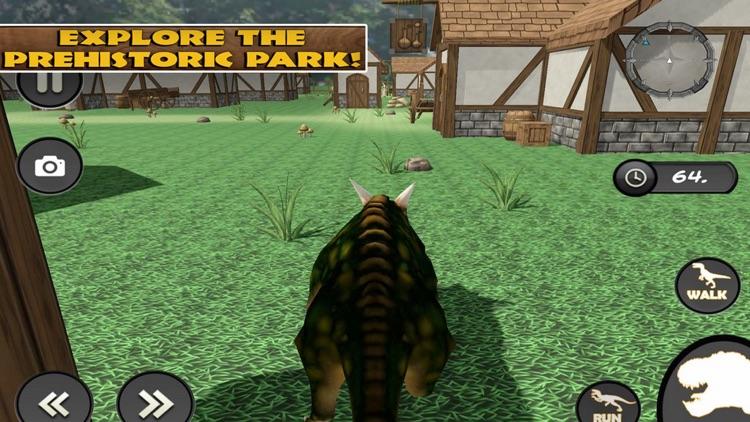 Dino Hunter Pet: Attack Farm