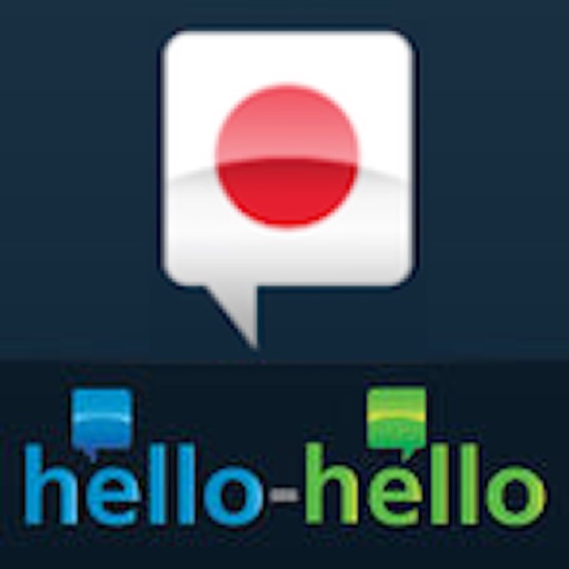 Learn Japanese (Hello-Hello)