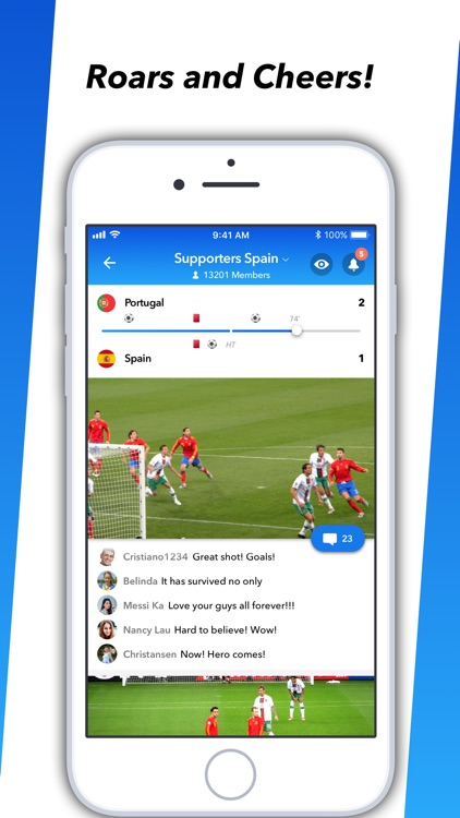 SportDex - 2018 Soccer App screenshot-2