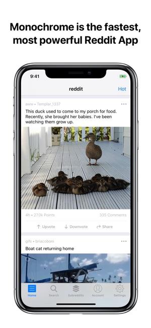 Monochrome for Reddit on the App Store