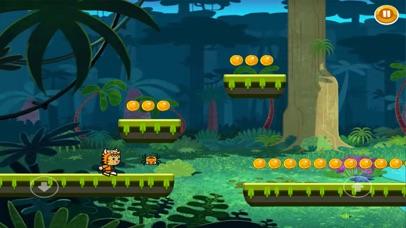 Jungle Tiger Run screenshot two