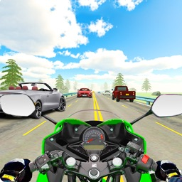 Traffic Bike Endless Racer 2