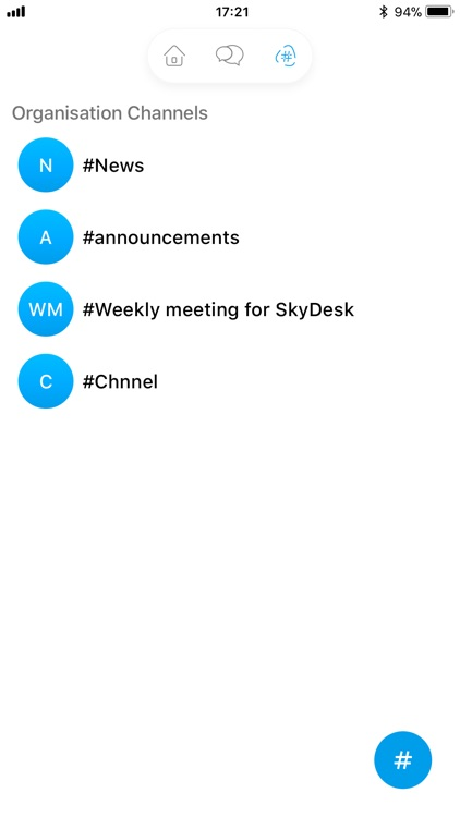 SkyDesk Cliq screenshot-3