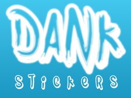 Dank Stickers allow users to get the latest meme's and phrases to use on a daily basis, the best part