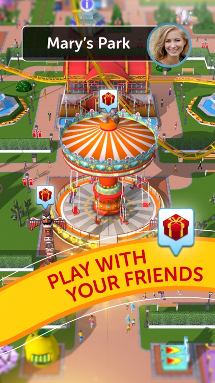 RollerCoaster Tycoon® Touch™ screenshot-4