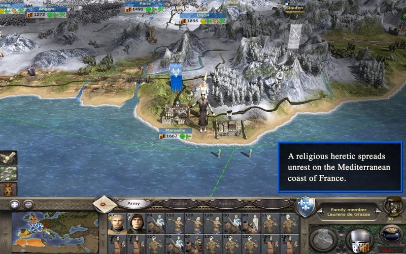 Medieval II: Total War™ screenshot 9