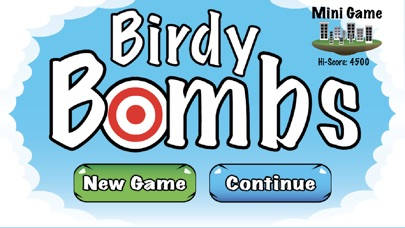 Birdy Bombs Screenshot 1