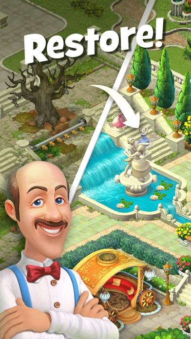 download Gardenscapes indir ücretsiz - windows 8 , 7 veya 10 and Mac Download now
