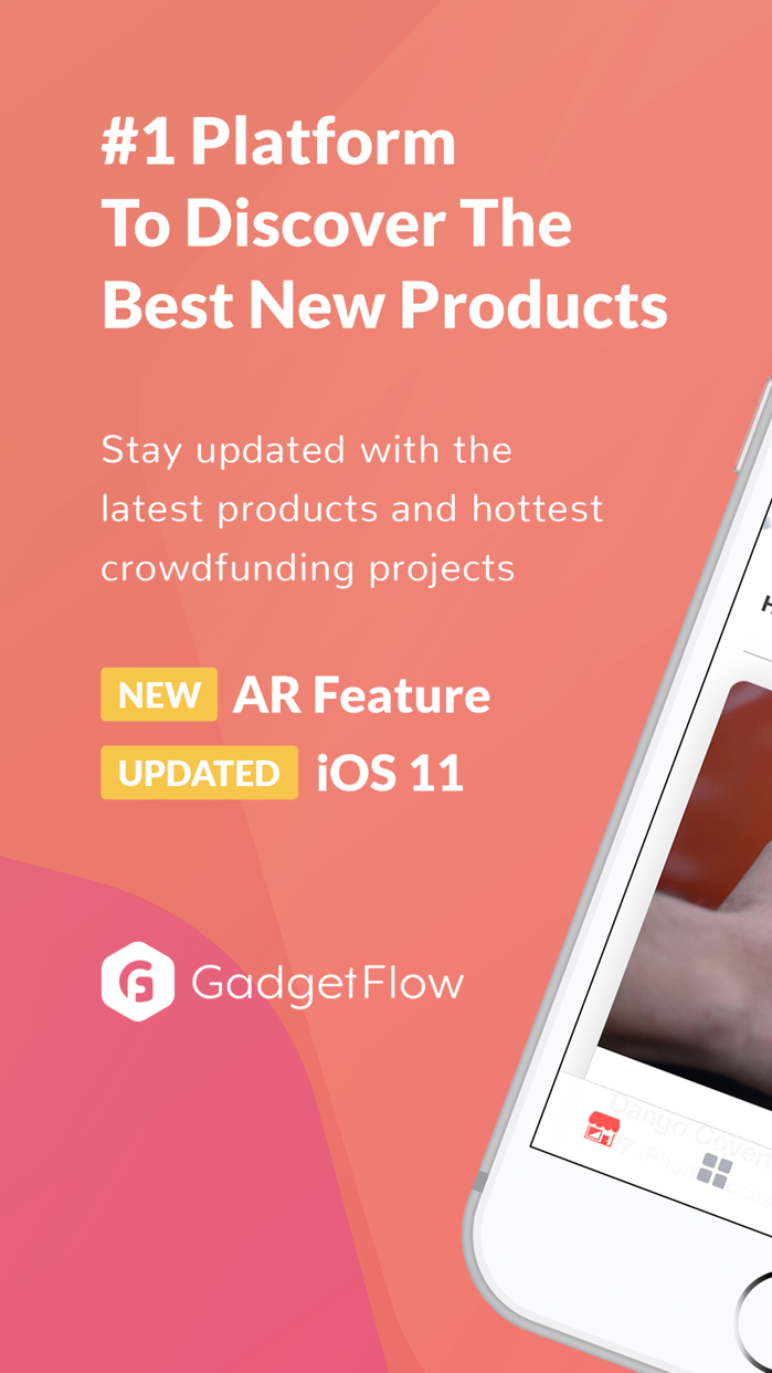 Gadget Flow #1 AR Marketplace Screenshot