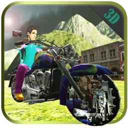 Motorbike Driving Simulator 3D