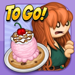 Papa's Scooperia To Go!