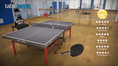 Table Tennis Touch Screenshot