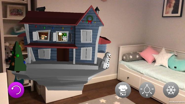 AR Christmas House screenshot-0