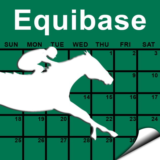 Equibase Today S Racing On The App Store