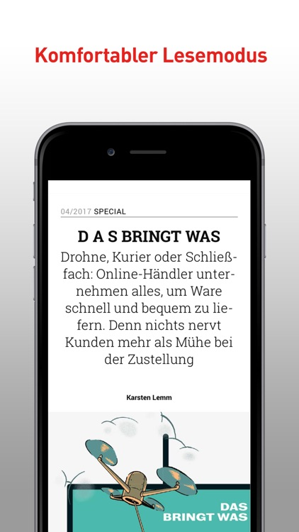 WIRED Magazin (D) screenshot-3