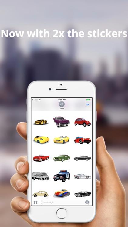 Car Stickers: Buckle Up screenshot-3