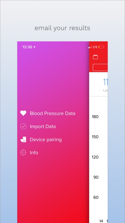 The Best Blood Pressure Diary screenshot-3